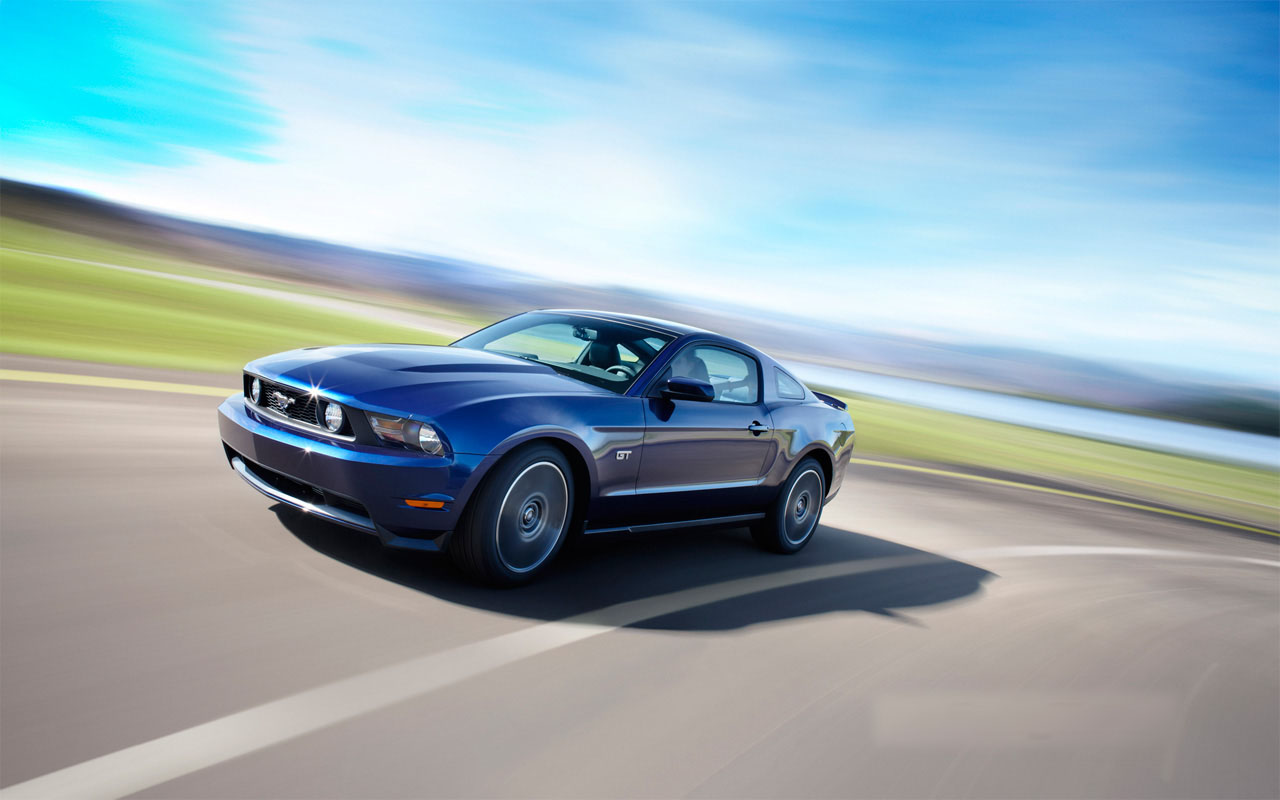2010 Ford Shelby GT500 Wallpaper  HD Car Wallpapers