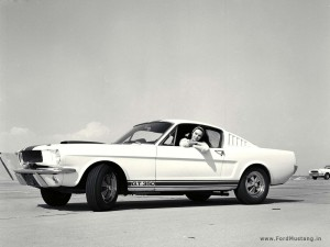 Ford Mustang Shelby GT350 (1965)