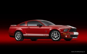 Ford Mustang Shelby GT500 (2007)