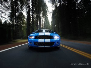 Ford Mustang Shelby GT500 (2010)