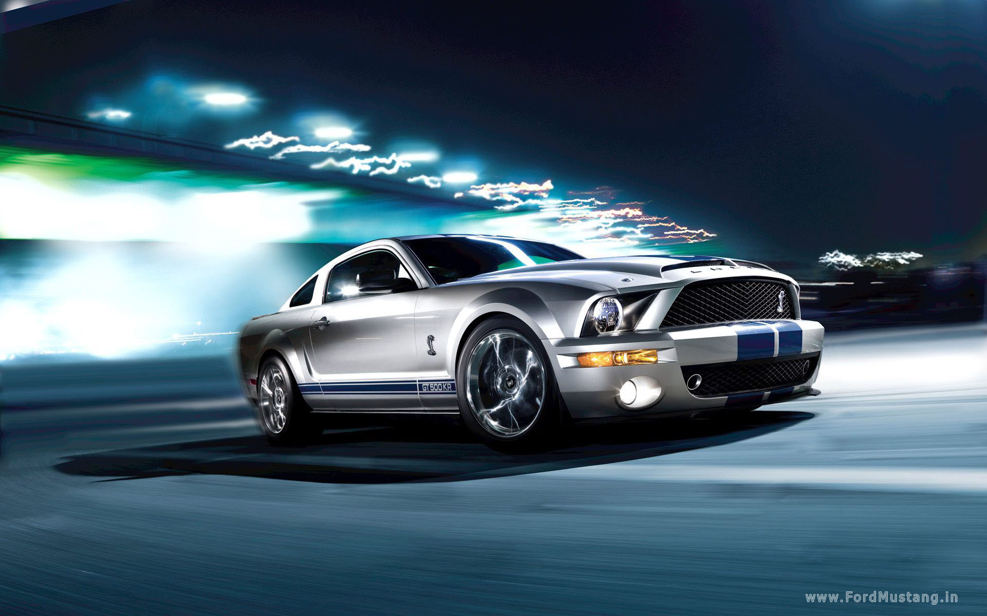Ford Mustang wallpaper 1 HQ