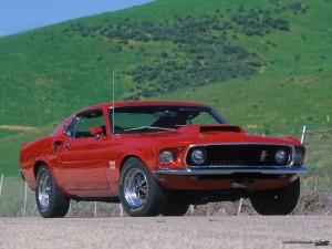 Ford Mustang Boss 302 (1970) 1600x1200 Wallpaper