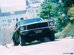 Ford Mustang Bullitt Fastback 1968 1600x1200 wallpapers HD 01