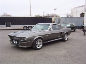 Ford Mustang Eleanor (850hp) (Gone in 60 Seconds)