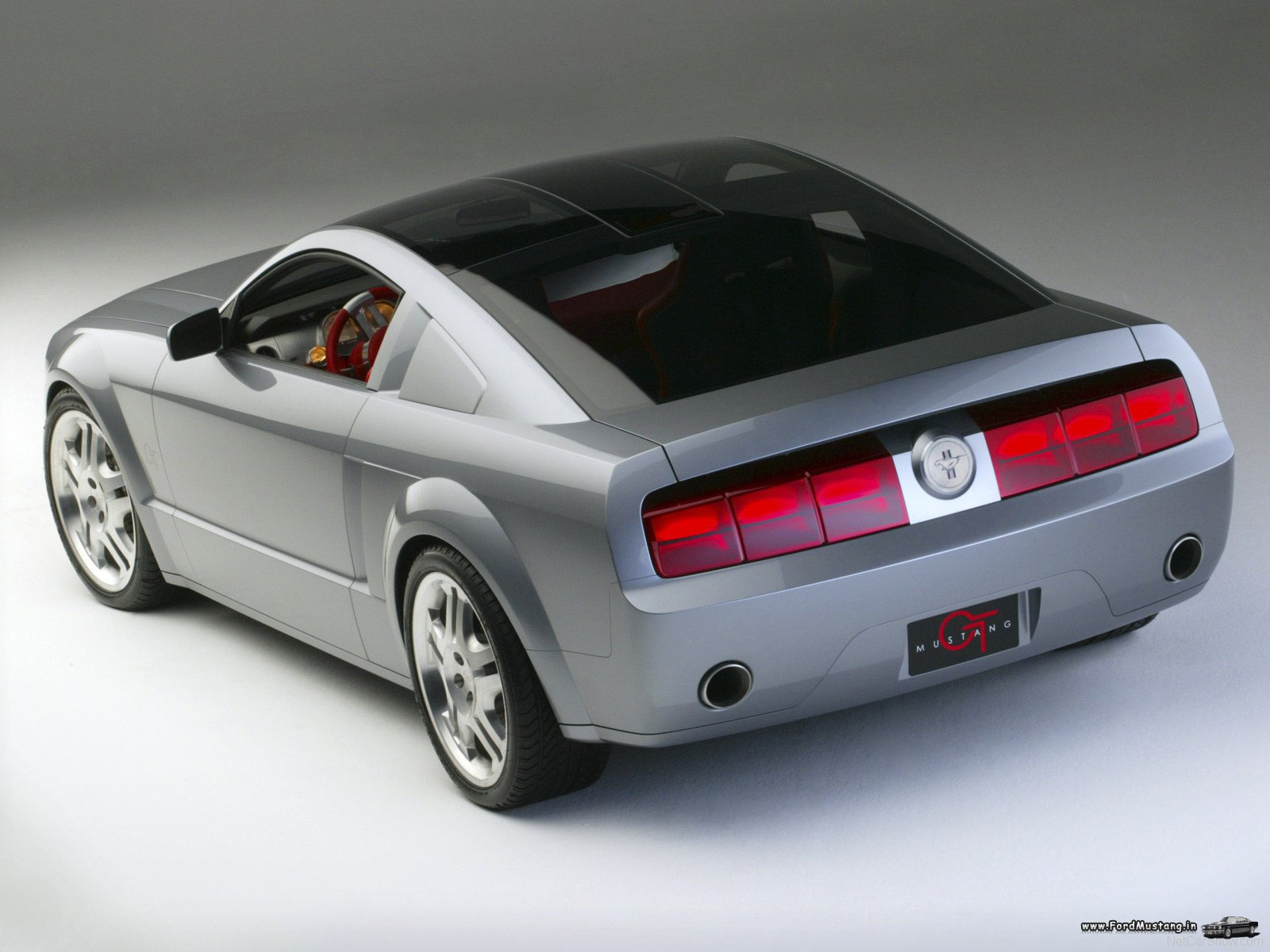 mustang concept:
