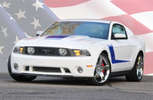 2010 Roush Mustang Made In America