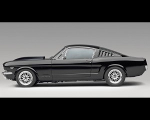 1965 Ford Mustang Fastback Cammer Wallpaper 01