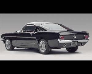 1965 Ford Mustang Fastback Cammer Wallpaper 04
