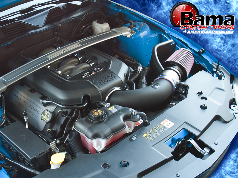 C&L Performance prototype cold air intake system 2011