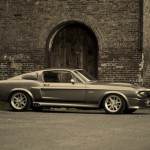 1967 Ford Mustang Shelby GT500 Fastback - Eleanor 36