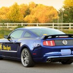 5 Ford Mustang Blue Angels created for EAA AirVenture