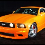 Ford Mustang [1962 To 2010] Wallpaper