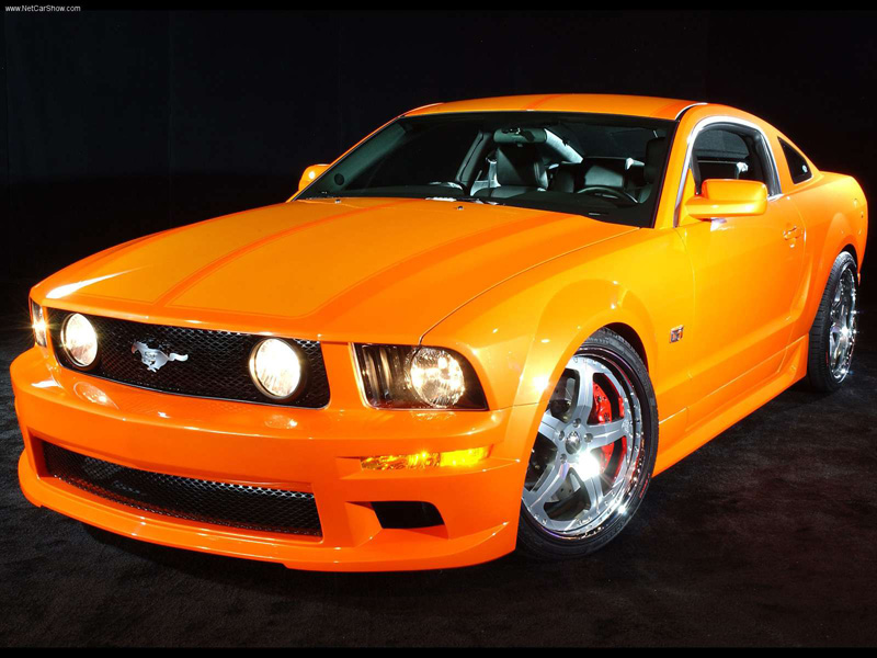430+ Ford Mustang Wallpapers 1600×1200
