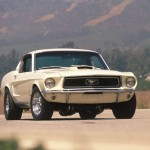 Ford Mustang [1962 To 2010] Wallpapers 1600 X 1200 008
