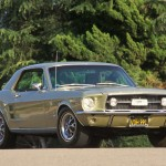 Ford Mustang [1962 To 2010] Wallpapers 1600 X 1200 019