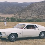Ford Mustang [1962 To 2010] Wallpapers 1600 X 1200 024