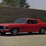 Ford Mustang [1962 To 2010] Wallpapers 1600 X 1200 029