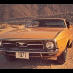 Ford Mustang [1962 To 2010] Wallpapers 1600 X 1200 030