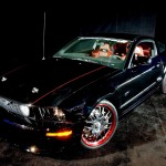 Ford Mustang [1962 To 2010] Wallpapers 1600 X 1200 081