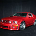 Ford Mustang [1962 To 2010] Wallpapers 1600 X 1200 085