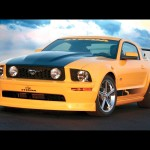 Ford Mustang [1962 To 2010] Wallpapers 1600 X 1200 090