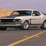 Ford Mustang [1962 To 2010] Wallpapers 1600 X 1200 091