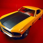 Ford Mustang [1962 To 2010] Wallpapers 1600 X 1200 092