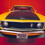 Ford Mustang [1962 To 2010] Wallpapers 1600 X 1200 093