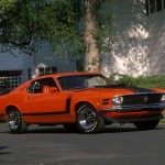 Ford Mustang [1962 To 2010] Wallpapers 1600 X 1200 098