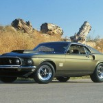 Ford Mustang [1962 To 2010] Wallpapers 1600 X 1200 104