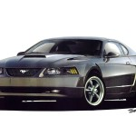 Ford Mustang [1962 To 2010] Wallpapers 1600 X 1200 114
