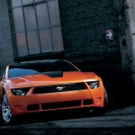 Ford Mustang [1962 To 2010] Wallpapers 1600 X 1200 174
