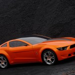 Ford Mustang [1962 To 2010] Wallpapers 1600 X 1200 175