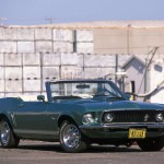 Ford Mustang [1962 To 2010] Wallpapers 1600 X 1200 185