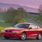 Ford Mustang [1962 To 2010] Wallpapers 1600 X 1200 188
