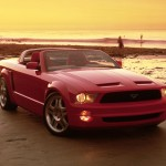 Ford Mustang [1962 To 2010] Wallpapers 1600 X 1200 219