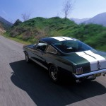Ford Mustang [1962 To 2010] Wallpapers 1600 X 1200 296