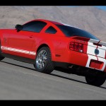 Ford Mustang [1962 To 2010] Wallpapers 1600 X 1200 317