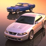 Ford Mustang [1962 To 2010] Wallpapers 1600 X 1200 370
