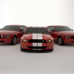 Ford Mustang [1962 To 2010] Wallpapers 1600 X 1200 406
