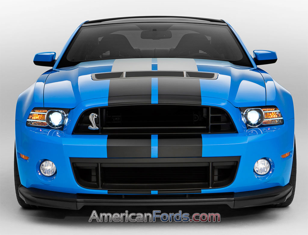 2013 New Ford Mustang Shelby GT500