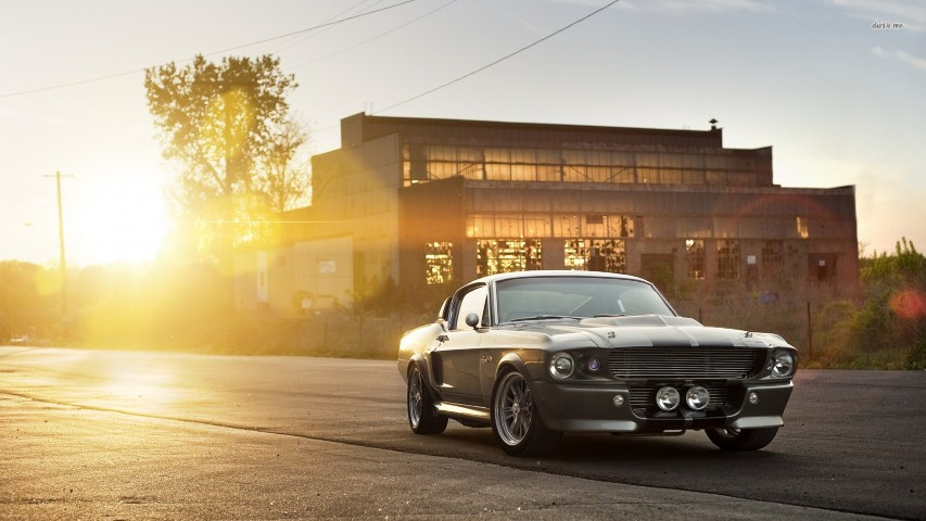 Ford Mustang GT500 Eleanor HD Wallpapers