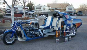Ford Mustang chopper tuning 01