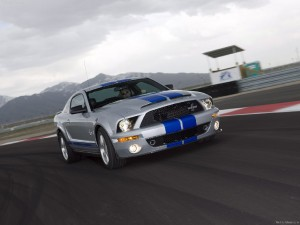 Ford Mustang Shelby Cobra GT500KR (2008) 04