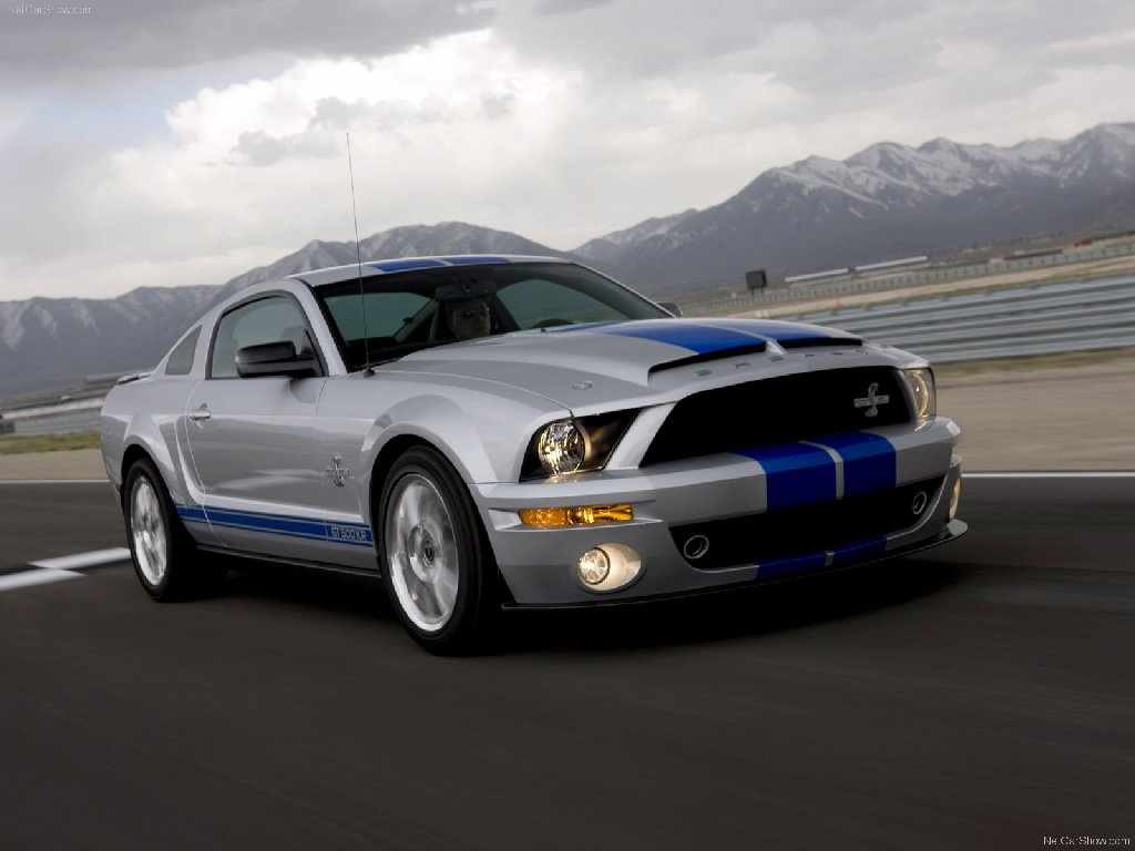 Ford Mustang Shelby Cobra GT500KR (2008) ford-mustang ...