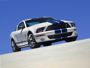 Ford Mustang Shelby GT500 (2007) 01
