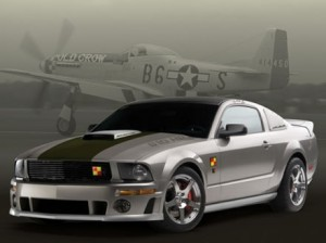 2009 ROUSH P-51B Mustang Coming In November