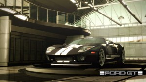 Video Games with the Ford GT