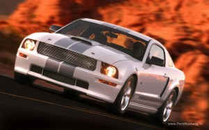 Ford Mustang Shelby GT (2007)