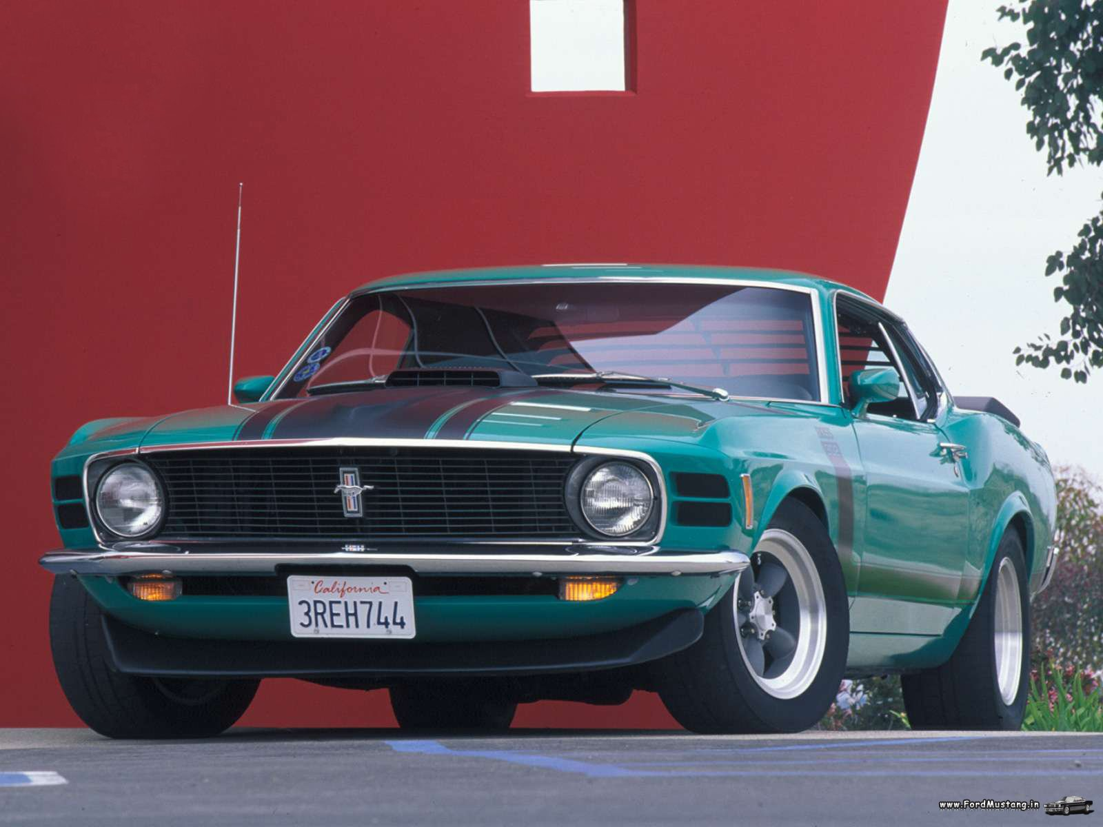 Ford Mustang Boss 302 (1970) 1600×1200 Wallpapers | Ford ...